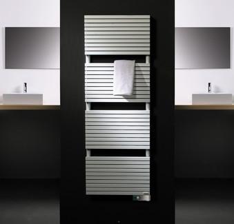 Calorifer electric de baie CARRE CB-EL - Calorifere decorative pentru baie
