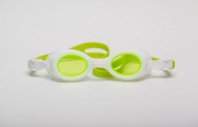 Ochelari de inot pentru copii - Bubbles Green-White - Ochelari de inot pentru copii - Bubbles