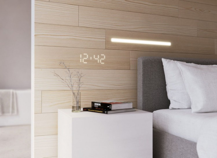 Panourile decorative HYDE - Panouri decorative cu lumina LED incorporata