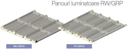 Panouri luminatoare RW-GRP - Accesorii pentru panouri sandwich