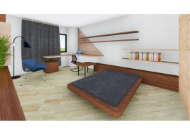 Amenajare dormitor adolescent Buzau - Amenajare dormitor adolescent Buzau