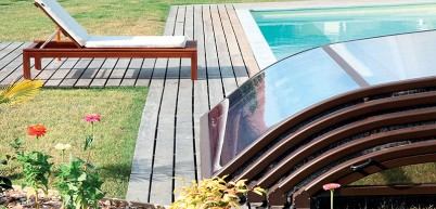 Seslong langa piscina - Prezentare DESJOYAUX PISCINE
