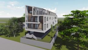 Locuinte colective D+P+2E+M - Bucuresti - str. Peris  - Proiecte locuinte colective - AsiCarhitectura v2