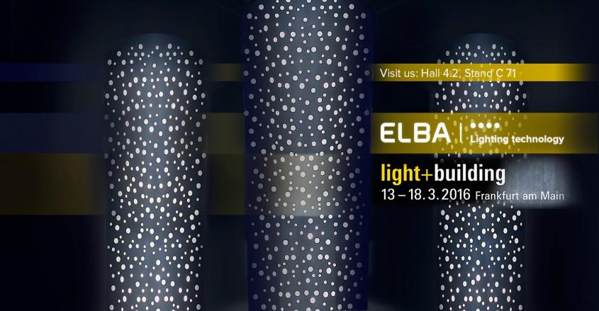 ELBA la LIGHT + Building 2016 - ELBA la LIGHT + Building 2016