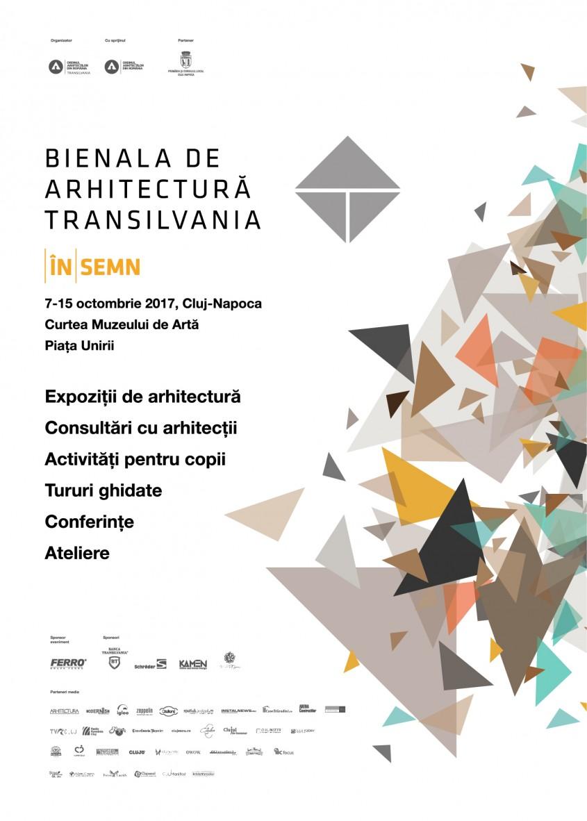 Bienala de Arhitectura Transilvania- BATRA 2017 - De la joc și simulări urbane la evaluari ale