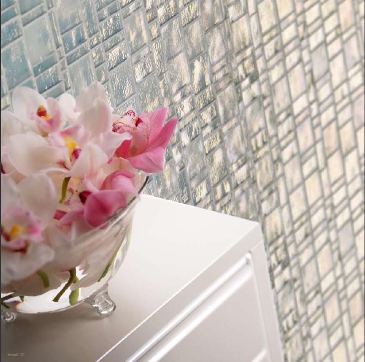 Amenajare cu mozaic LIBERTY - Mozaicul pentru amenajări interioare, perfect în amenajarile modern-victoriene