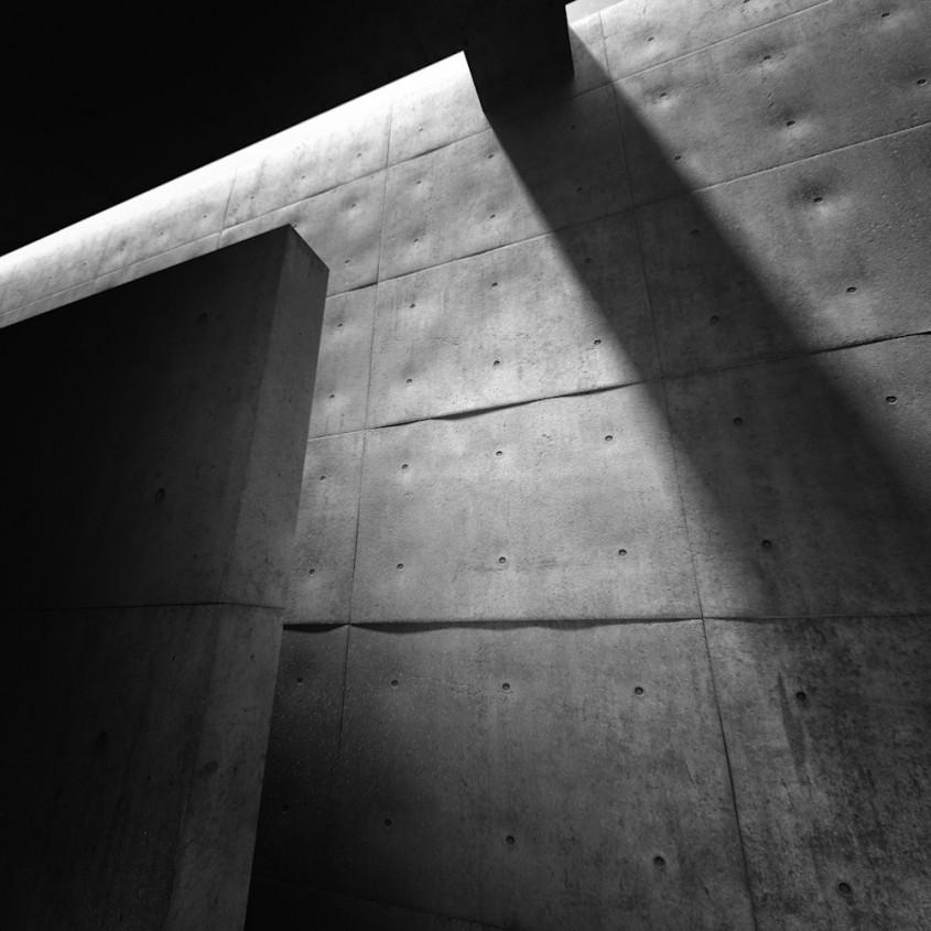 Casa Koshino - Case din lemn, beton sau metal?