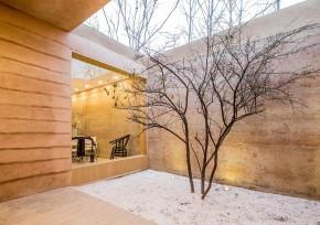 Dintr-o pestera degradata au facut o casa moderna - Dintr-o pestera degradata au facut o casa moderna