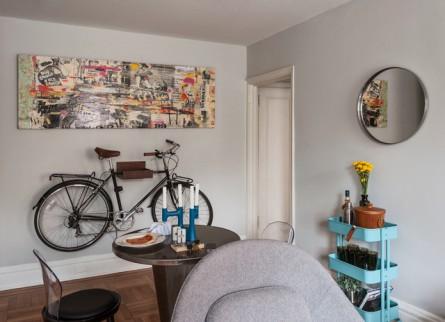 Cateva solutii utile pentru depozitarea bicicletelor - Cateva solutii utile pentru depozitarea bicicletelor