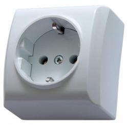 Priza schuko aplicata IP 20 - Aparataj electric bis