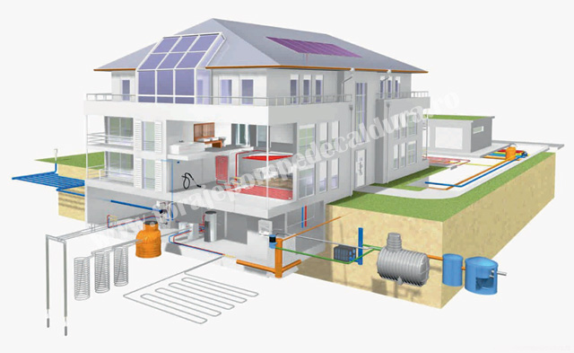 Avantajele geotermiei - Avantajele geotermiei