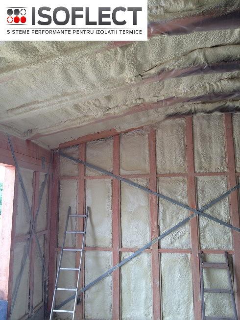 Sistem de placare si izolare termica mansarda - Sistem de placare si izolare termica mansarda
