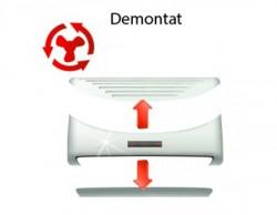 Demontat aparat aer conditionat - Aparate de climatizare, accesorii TopAer