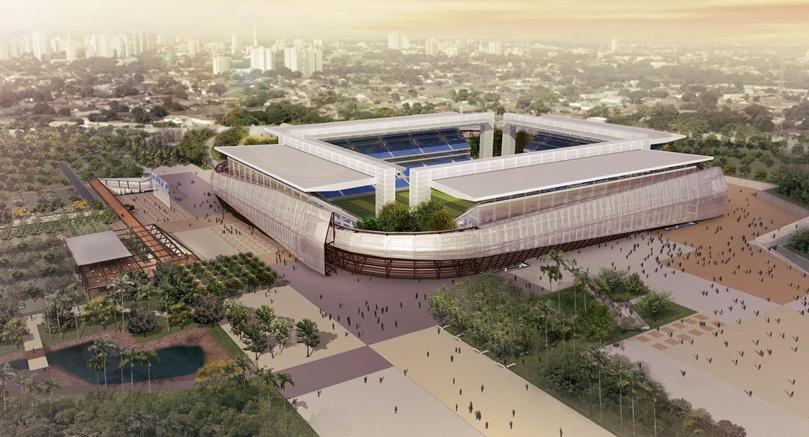 Arena Pantanal - Arena Pantanal
