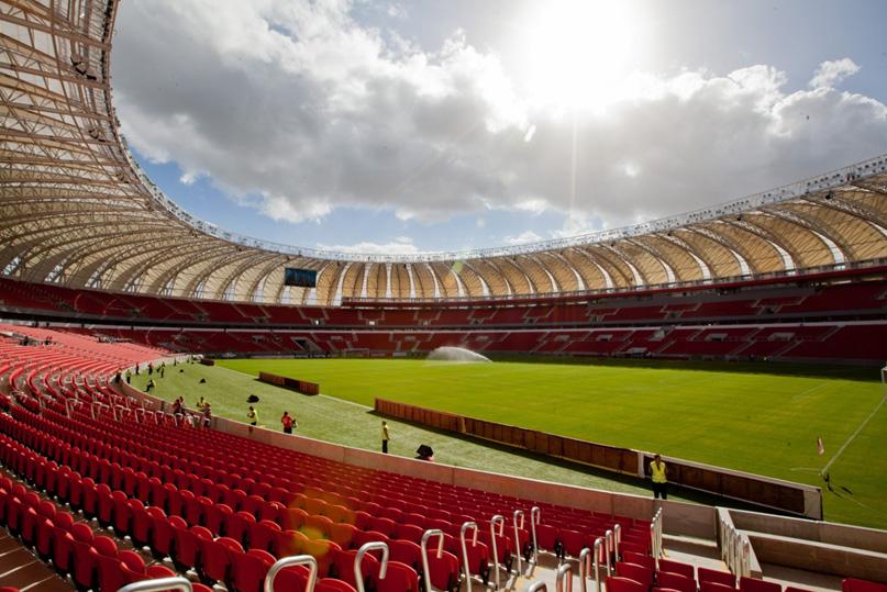 Estadio Beira Rio  - Estádio Beira-Rio