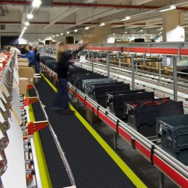 Covor ergonomic CUSHION TRAX - Stergatoare si covorase industriale
