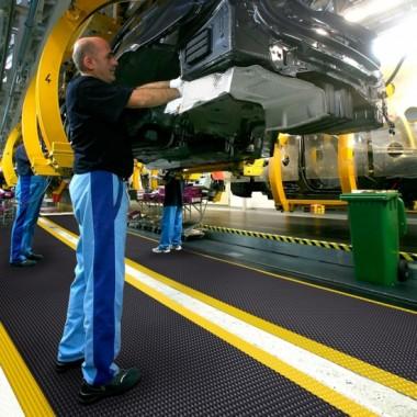 Covor ergonomic SKY TRAX - Stergatoare si covorase industriale