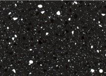 Paleta Terazzo - 9050 obsidian - Placi din piatra artificiala Terrazzo