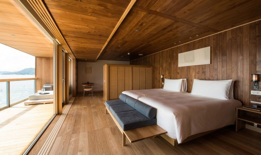 Hotelul plutitor Guntû - Ai pleca în vacanță cazat la un hotel plutitor?