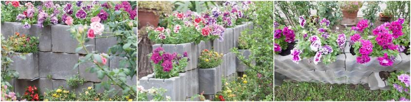 Jardinierele din beton vibropresat - Cum iti amenajezi curtea in stil modern, cu un buget accesibil?