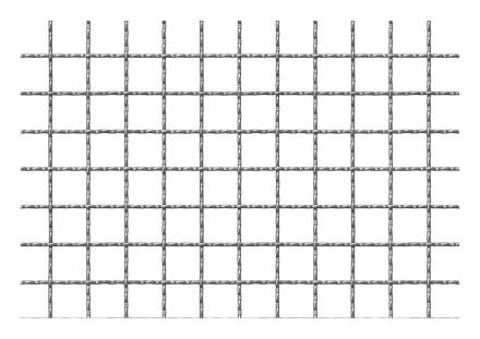 Plasa din sarma ondulata 20x20x2,5 mm - Plase tesute