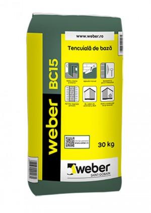 Tencuiala de baza - weber BC15 - Tencuieli de baza