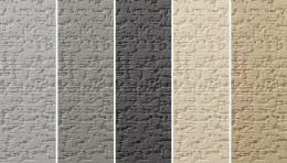 Textura Crater - Texturi disponibile pentru Concrete Skin