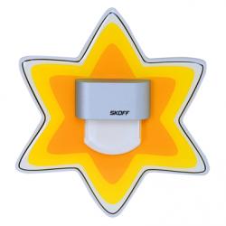 Spot Stea stick aluminiu LED alb lumina rece 0,4W - Iluminat iluminat led