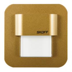 Spot Salsa cupru mat LED alb lumina calda 0,8W - Iluminat iluminat led