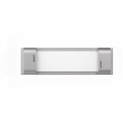 Spot Rumba Stick aluminiu LED rosu 1,0W - Iluminat iluminat led