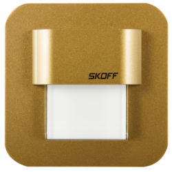 Spot Salsa cupru mat LED alb lumina rece 0,8W - Iluminat iluminat led