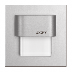 spot Tango Mini Stick aluminiu LED alb lumina rece 0,4W - Iluminat iluminat led
