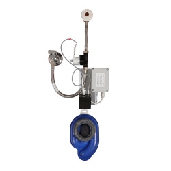 Unitate de spalare pisoare cu senzor radar pe placa de montaj - SLP 07B - Unitati de spalare automate cu senzor radar pentru pisoare