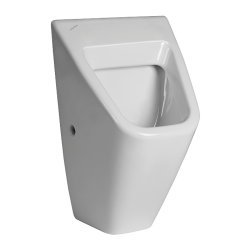 Pisoar Vila cu unitate de spalare cu senzor radar, fara capac - SLP 12RZ - Unitati de spalare automate cu senzor radar pentru pisoare