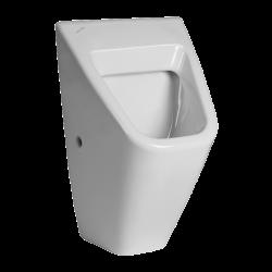 Pisoar Vila cu unitate de spalare cu senzor radar, fara capac - SLP 12R - Unitati de spalare automate cu senzor radar pentru pisoare