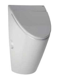 Pisoar Arq cu unitate de spalare cu senzor radar, cu capac - SLP 32R - Unitati de spalare automate cu senzor radar pentru pisoare