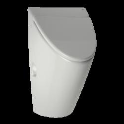Pisoar Arq cu unitate de spalare cu senzor radar, cu capac - SLP 32RB - Unitati de spalare automate cu senzor radar pentru pisoare