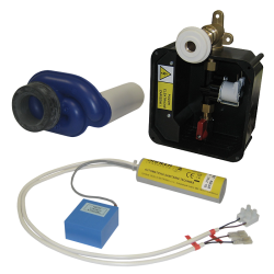 Unitate de spalare cu senzor radar - SLP 99RB - Unitati de spalare automate cu senzor radar pentru pisoare