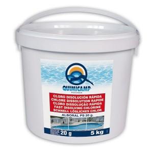 ALBORAL CLOR SOC PASTILE  - Substante pentru tratarea apei din piscine