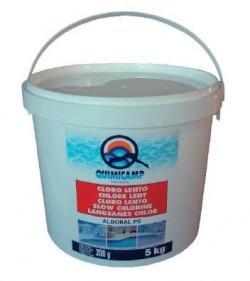 ALBORAL PS CLOR LENT - Substante pentru tratarea apei din piscine