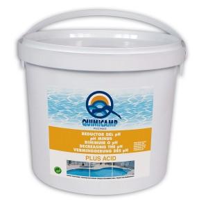 GRANULE CORECTIE PH - Substante pentru tratarea apei din piscine