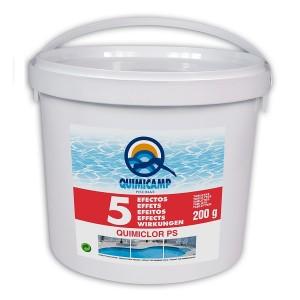 QUIMICLOR PS 5 FUNCTII - Substante pentru tratarea apei din piscine