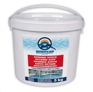 OXIGEN ACTIV PUDRA - Substante pentru tratarea apei din piscine