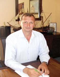 ec. Florin FLORIAN - director departament Fibre - Betoane, ROMFRACHT SPEDITION - ec. Florin FLORIAN