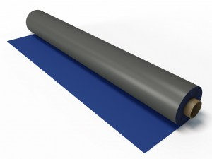 LOGICROOF-V-PR-blue - Membrana PVC colorata LOGICROOF