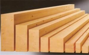 Grinzi standard din lemn lamelat incleiat - Grinzi standard