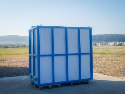 Rezervoare modulare rectangulare  - Rezervoare modulare rectangulare