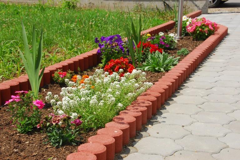 Solutii inteligente pentru delimitarea spatiilor din gradina - Solutii inteligente pentru delimitarea spatiilor din gradina