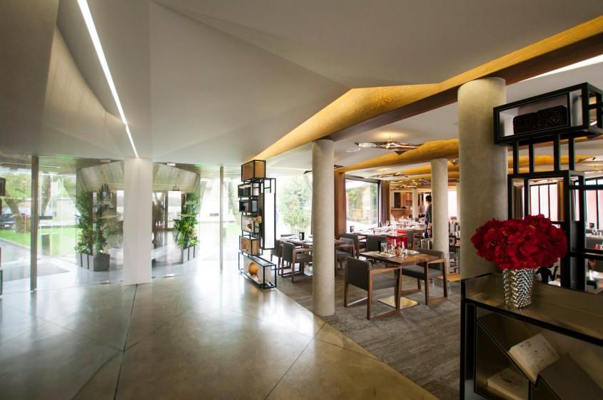 Mobilierul Sensio excelent pentru o locatie exclusivista Casa di David! - Mobilierul Sensio excelent pentru o