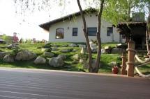 Paviment compozit pentru ponton Corbeanca  - Pavimente compozite